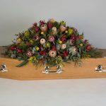 Native Oak Floral tribute