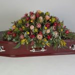 Native Rosewood Floral tribute