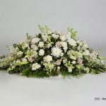 Wonderfully White Floral tribute
