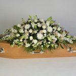 Wonderfully White Oak Floral tribute