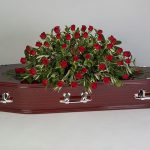 Rose Royale Rosewood Floral Tribute