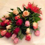 Rose Floral Tribute Upgrade