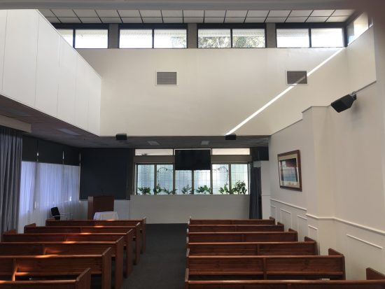 Browne Brothers Chapel