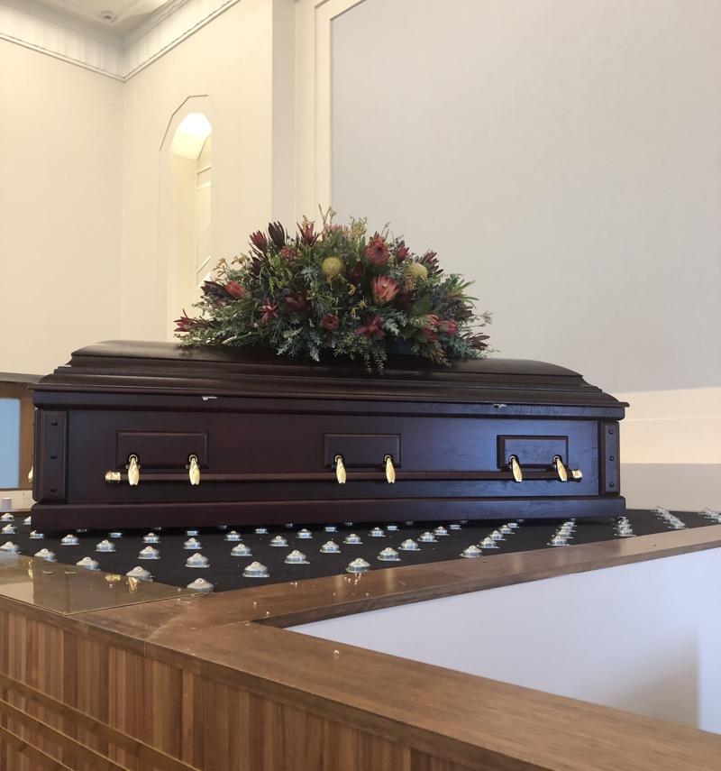 Cheap Coffin